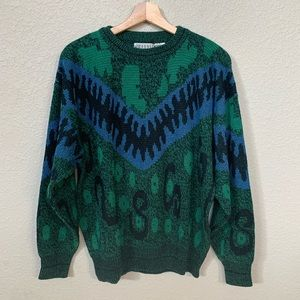 City Streets Vintage Sweater
